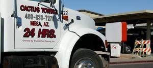 Mesa lawmaker pushed Cactus Towing cause