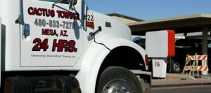 Mesa lawmaker pushed Cactus Towing cause
