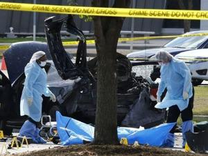 Report: Islamic State claims responsibility for Texas attack