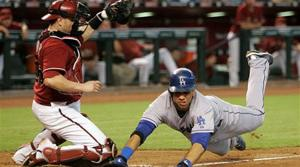 D-Backs' woes continue in loss to Dodgers