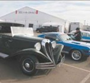 Barrett-Jackson plans a bash