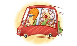 Momks dream up the perfect kid-adaptive, parent-friendly vehicles