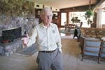 Bil Keane's home is decorated with memories