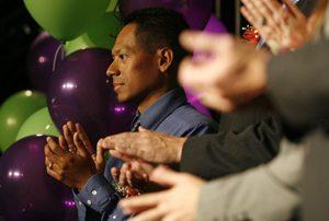 'Humbled' teacher honored
