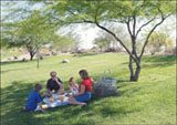 Picnic paradise: The East Valley is full of opportunities to savor the pleasures of open-air eating