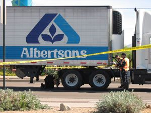 Woman killed at Scottsdale intersection
