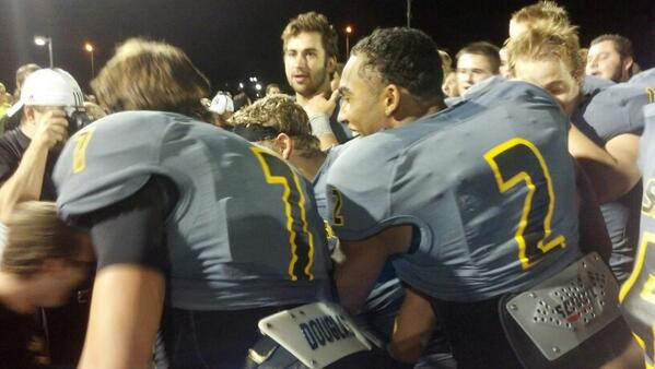 No. 7 Sabino at No. 2 Saguaro