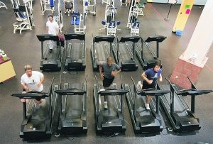 Gyms offer specials to entice members