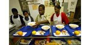Some food banks say Katrina drained aid