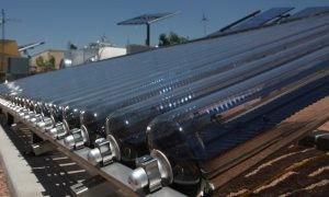 Solar air conditioning unit unveiled in Phoenix
