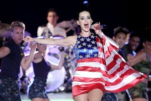 `Katy Perry: Part of Me` Performance for Pepsi`s Fleet Week