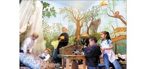 Mesa families design fantasy play areas to enhance kids' leisure time