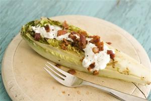 Food-American Table-Grilled Salad