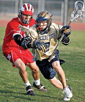 Lacrosse: The next prep sport?