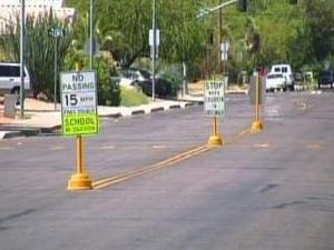 School crossing