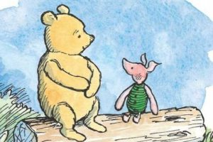 Christopher Robin returns to Pooh Corner in new book