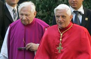 Pope's brother: I ignored abuse reports