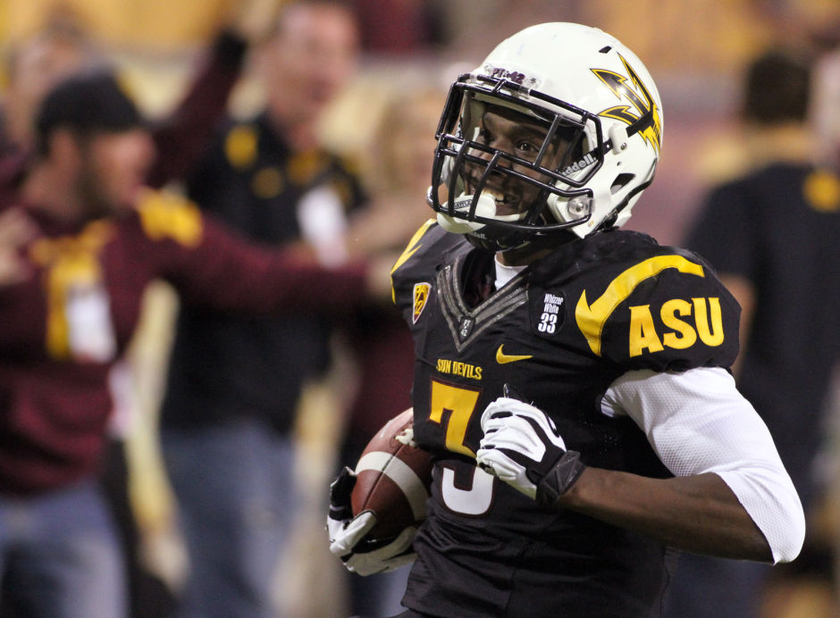ASU vs. U of A 11/30/2013