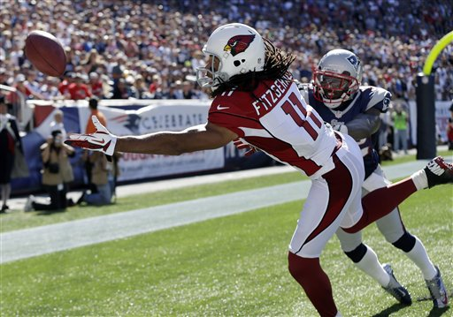 Larry Fitzgerald, Devin McCourty