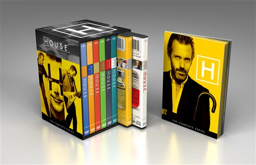 Holidays TV DVD Sets