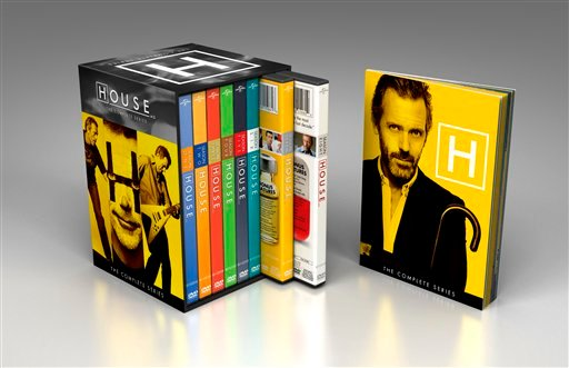 Holidays TV DVD Sets