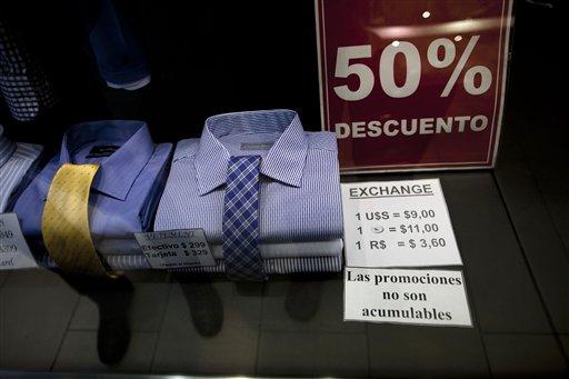 Argentina The Bargain