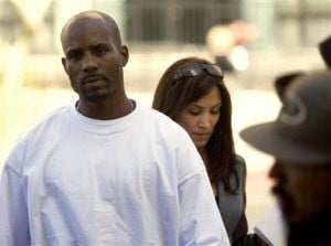 Rapper DMX enters not guilty plea 