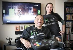 Disabled Game Controller