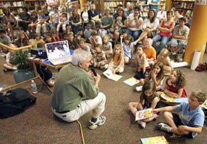 Changing Hands closes book on another year, cultivates young bibliophiles