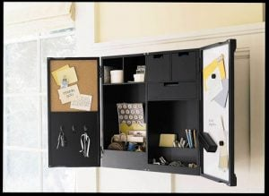 Eliminate headaches by organizing the mail