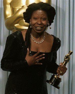 Whoopi: Swayze is the reason I won Oscar