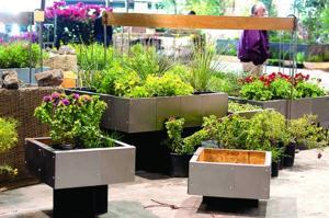 ASU Design Students / Professional Garden Show