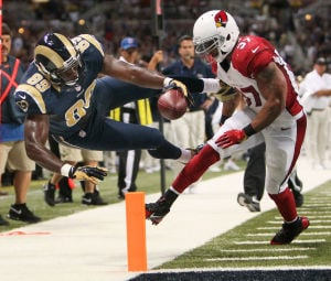 St. Louis Rams v Arizona Cardinals