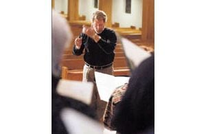 Sonoran Chorale director still loves the heavenly noise of singers working together