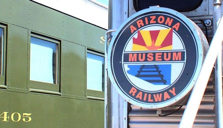 AZ Railway Museum in Chandler