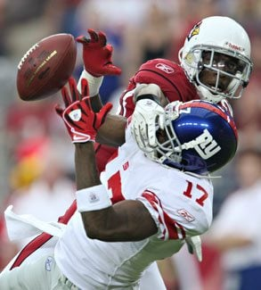 Cards notebook: Rodgers-Cromartie honored