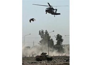 U.S. soldier is among 21 killed in Iraq