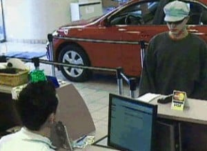 Chandler bank robber