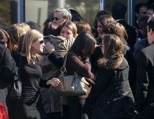 Two friends slain in Tempe buried in New York