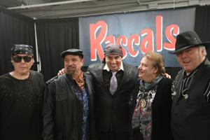The Rascals Reunited