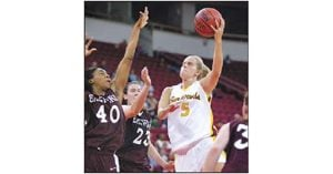 ASU womens defense too much for Eastern Kentucky 