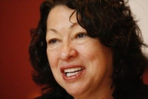 Committee OKs Sotomayor for high court