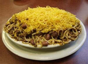 Go For the Food Cincinnati