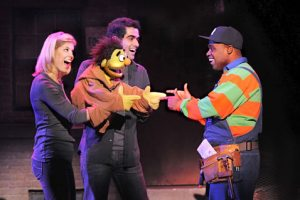 Sassy puppet show 'Avenue Q' comes to Valley