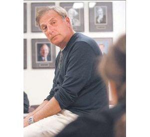 Former CNN star Brown teaches at ASU