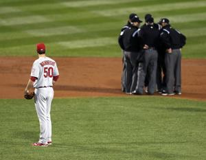 Major League Baseball replay