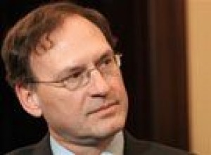 Alito defended ordering domestic wiretaps