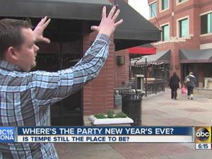 Mill Avenue New Year's Eve Party