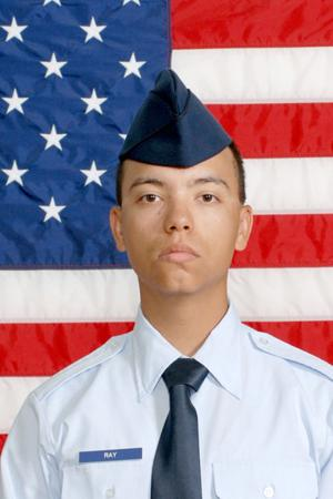 Air Force Airman Kevin A. Ray