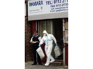 Chemist denies any role in London attacks